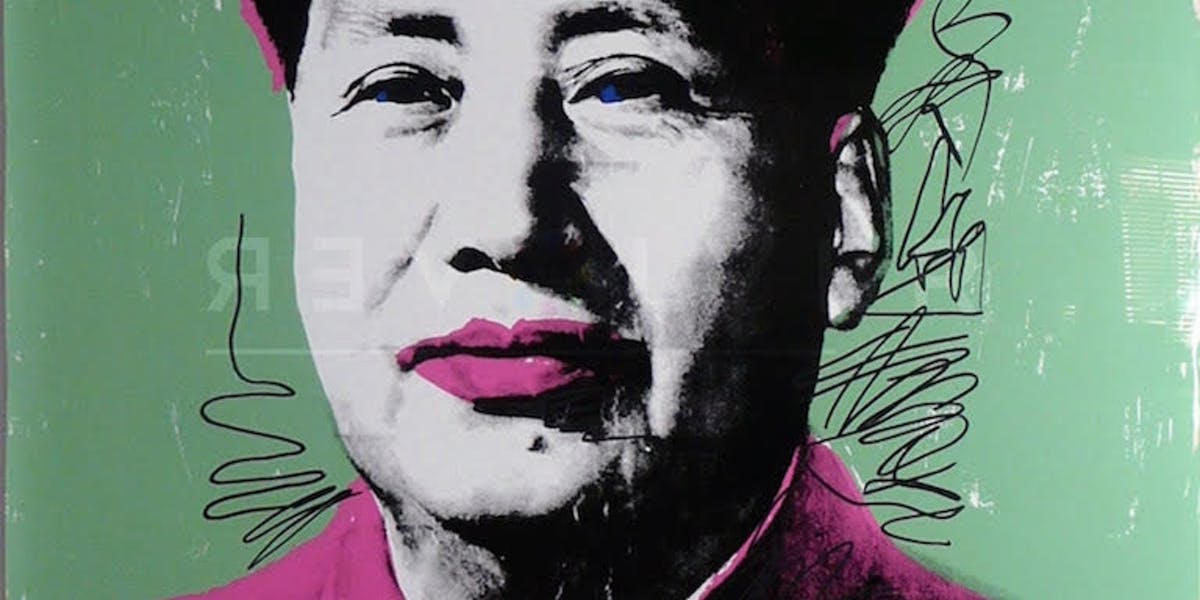 Over 300 Andy Warhol prints and paintings, 17th-21st century