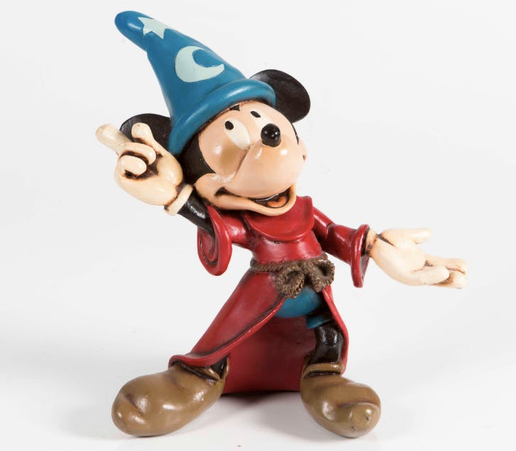Figurine de Mickey Mouse Estimation: 250 - 300 €