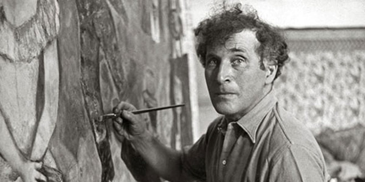 10 to Know: Marc Chagall