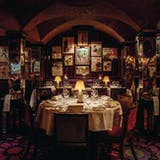 The interior of Annabel's, which opened in 1963 in the basement of No. 44 Berkeley Square. Photo: Christian Voigt via Christie's