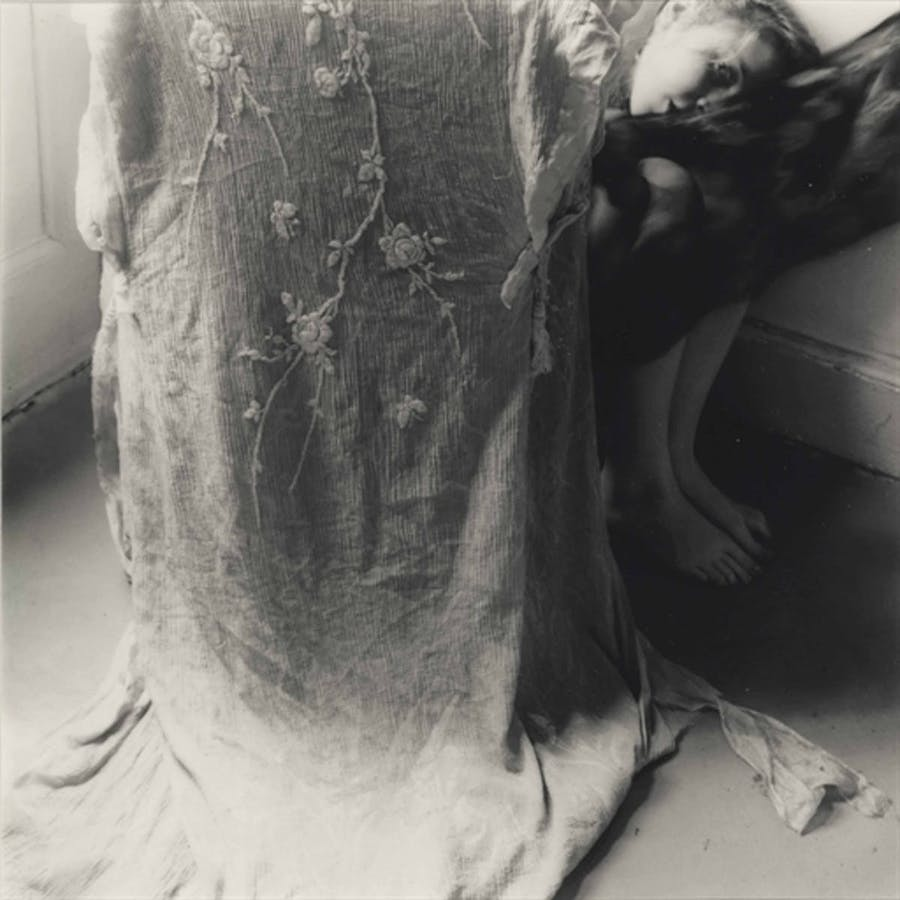 Francesca Woodman, Unpublished Self-portrait, 1979, image © Christie's