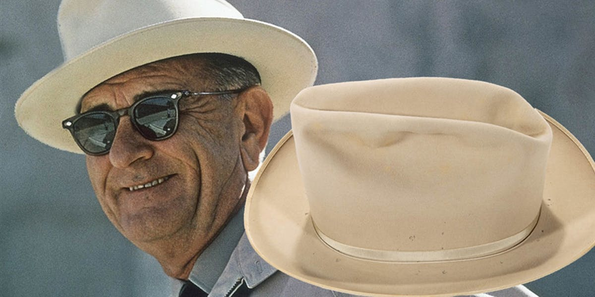 A President's Hat Goes to Auction
