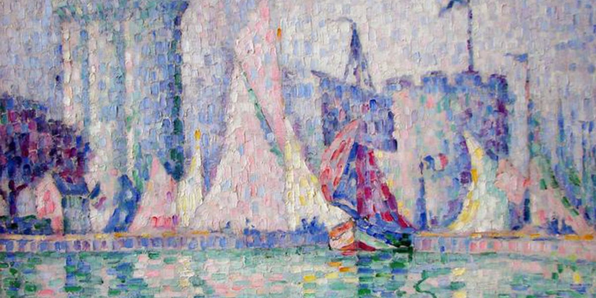 A Stolen Paul Signac Painting Recovered in Ukraine