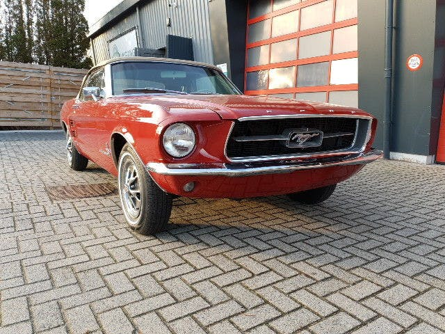 Ford Mustang Convertible V8, 1967 | Foto: Catawiki
