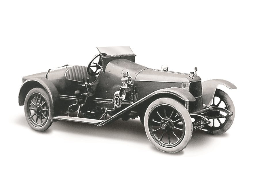 "Aston Martin ""Coal Scuttle"""