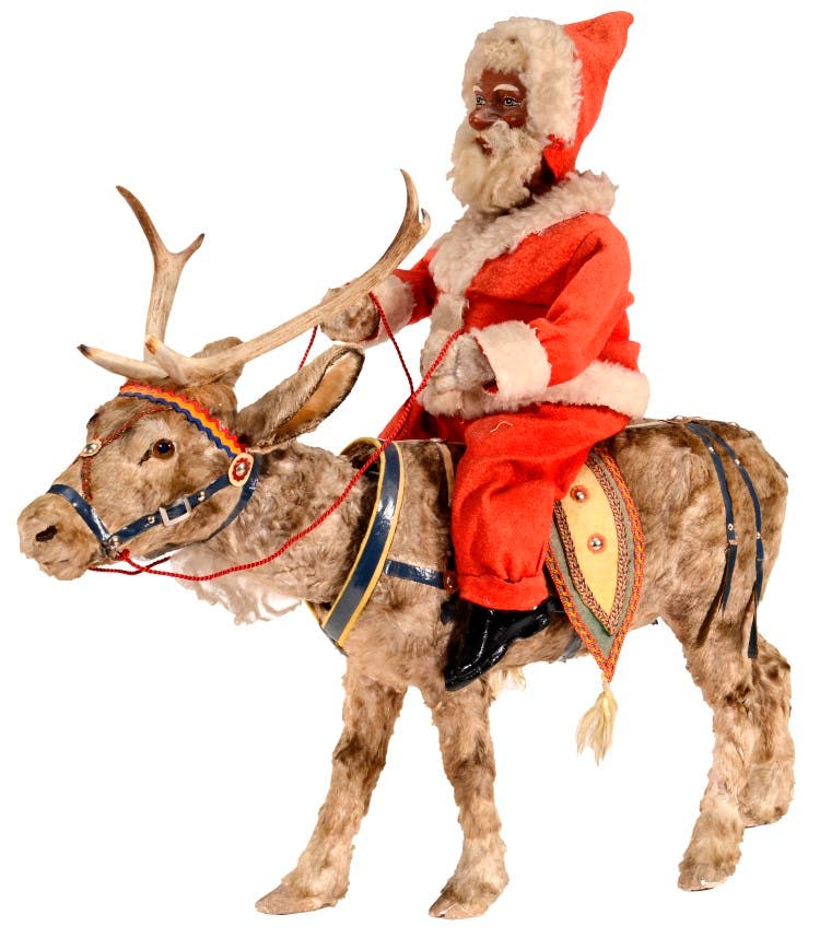 Santa_Reindeer_14502_copyright_2014_by_Auction_Team_Breker_Cologne_Germany