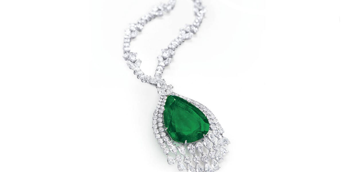 Catherine the Great's 75-Carat Emerald Sells for Over $4 Million