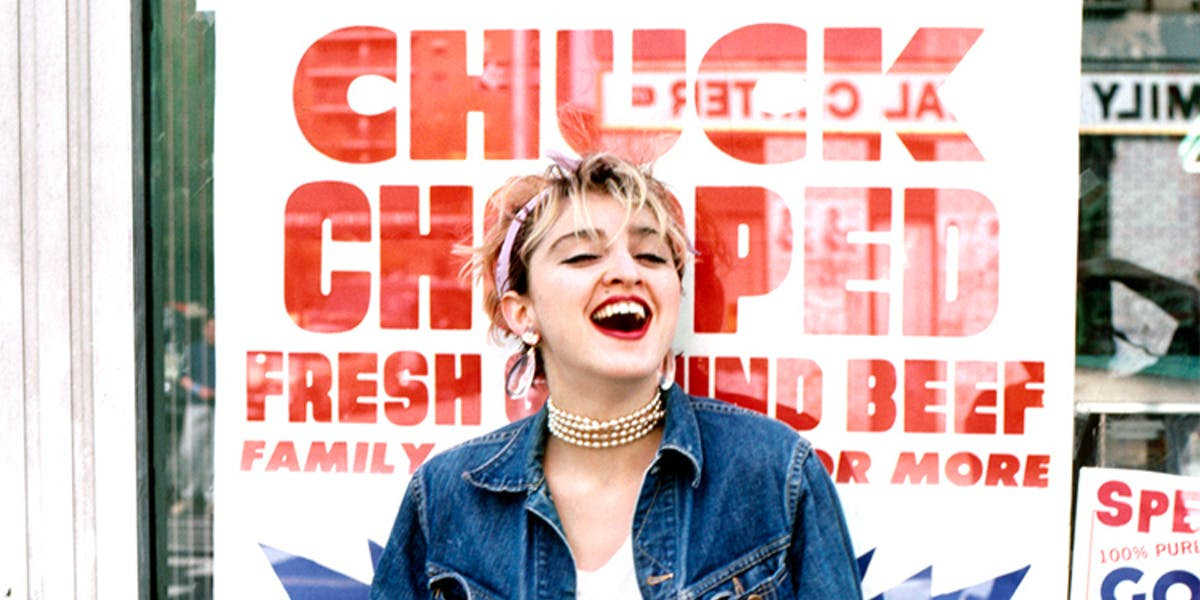 The Influence of Punk - Madonna in the 1980s