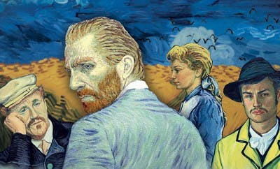 Courtesy of Loving Vincent & Breakthu Productions