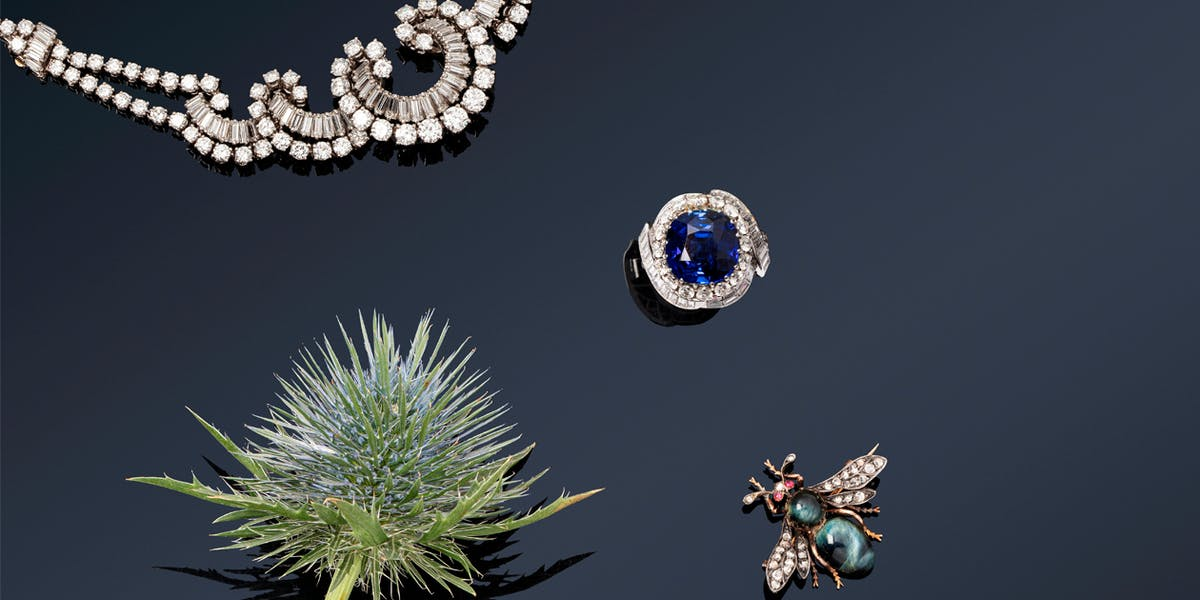 Sparkling Gems and Jewels Head to France