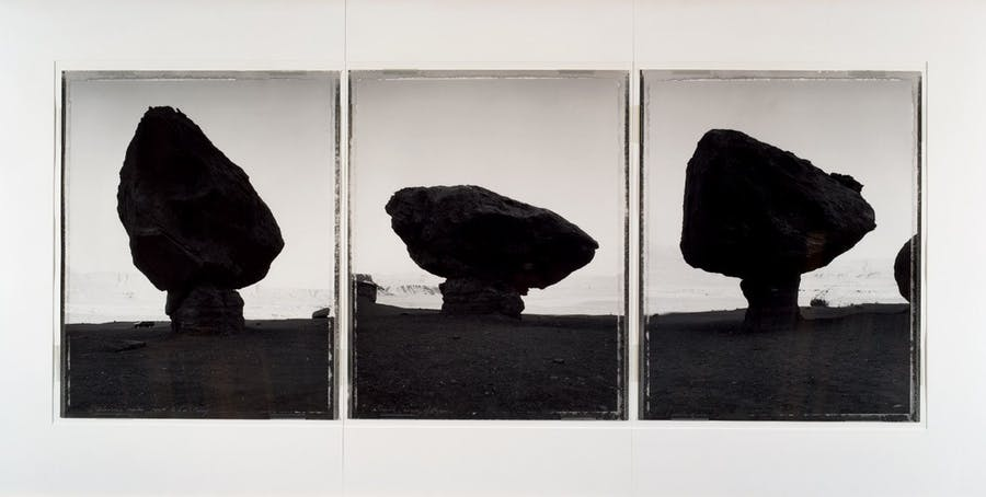 MARK KLEET. Balancing rocks (1986)