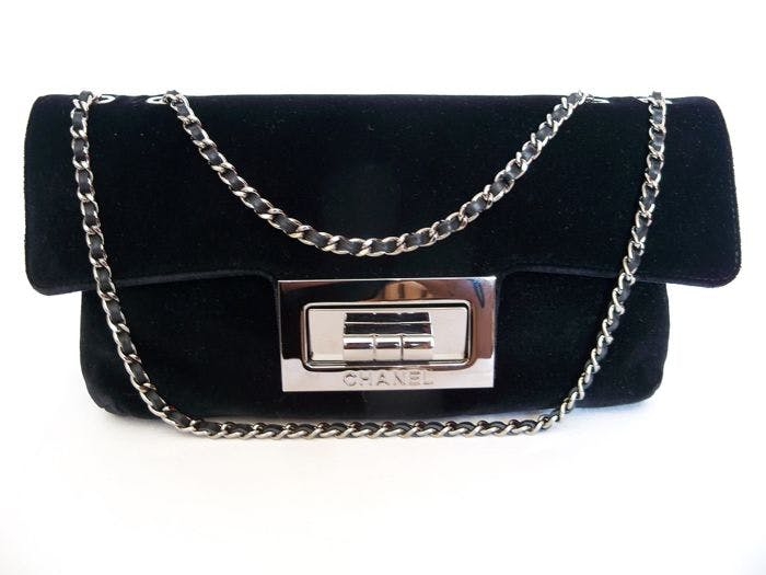CHANEL - 2.55 Single-flap Abendtasche