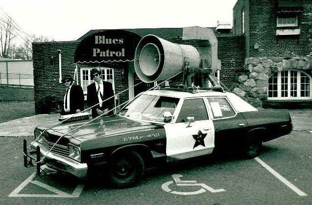 La Bluesmobile original dans « Blues Brothers »
