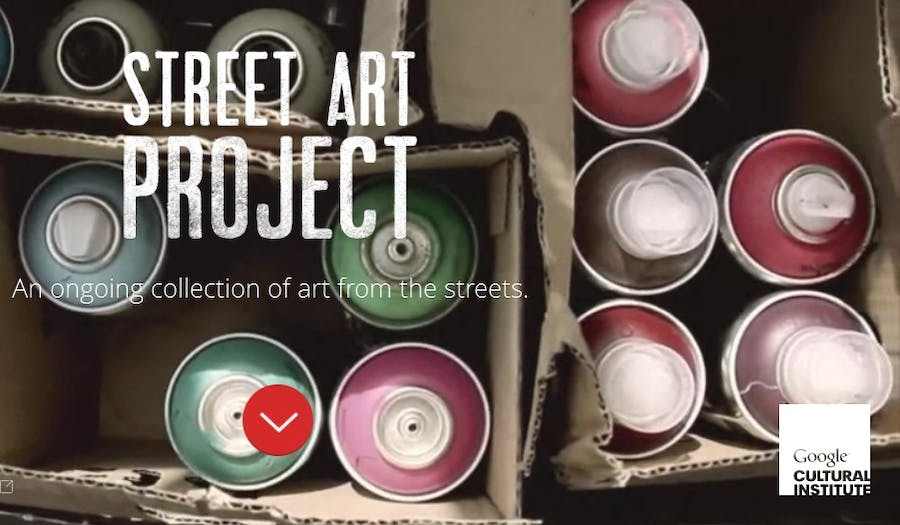 google street art project 2