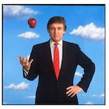 Donald J. Trump par Michael O'Brien, 1989 (NPG)