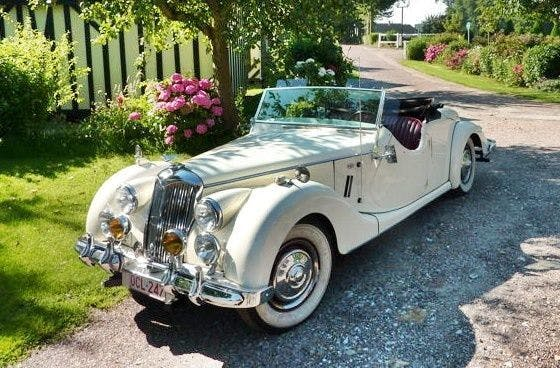 Riley - Roadster RMC - 1950 Riley - Roadster RMC – 1950