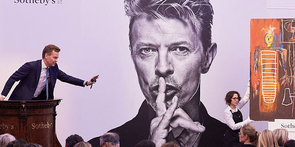Trump, Bowie, Kahlo and Gauguin in Connecticut: The moments that rocked the art world in 2016