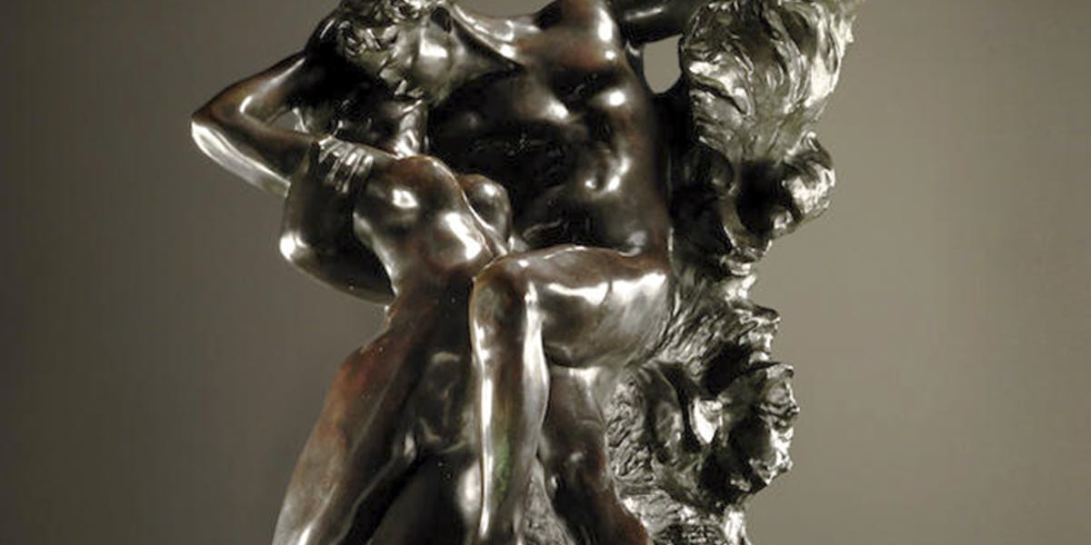Rodin erotic sculpture estimated to sell for £700 000 at Bonhams