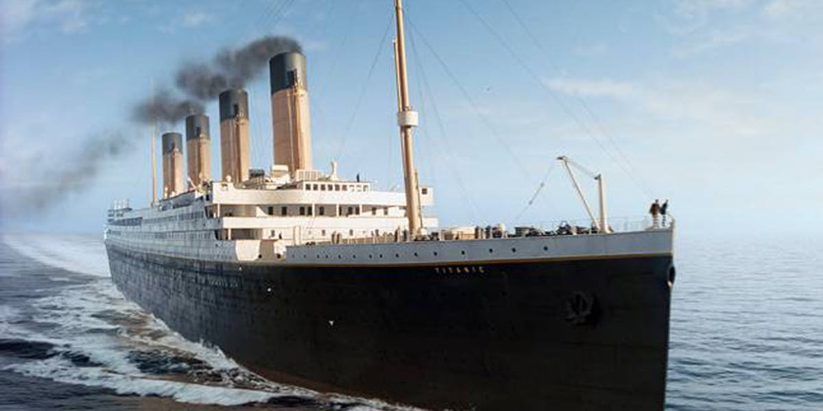 The Most Valuable Artwork Lost on the Titanic