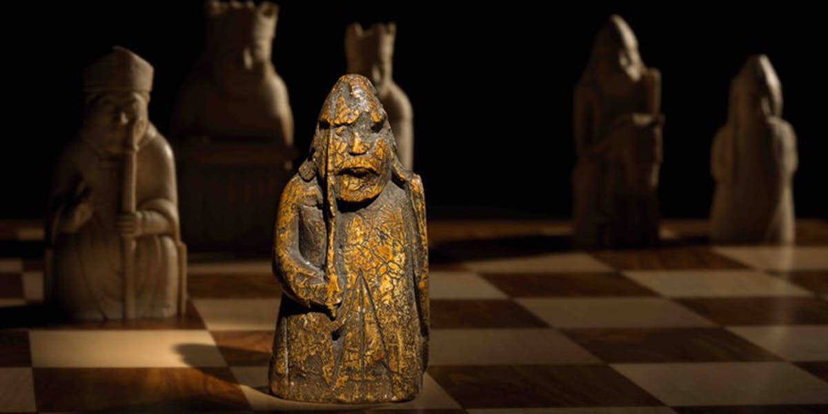 A Medieval Chess Piece Auctioned for Nearly $1 Million