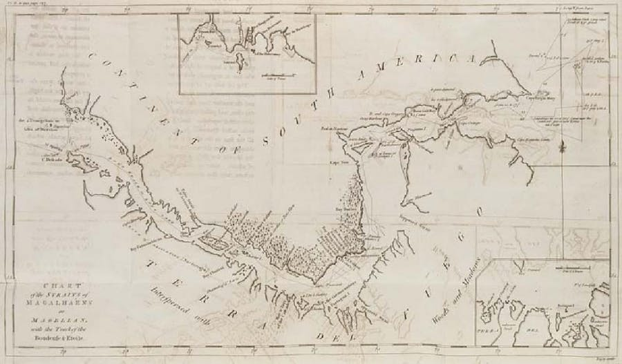 Louis Antoine de Bougainville - A Voyage Round the World . . . in the Years 1766, 1767, 1768, and 1769, London, Nourse 1772
