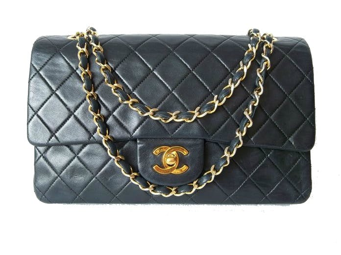 "CHANEL - Klassische Double-flap ""medium"" Hand Bag"