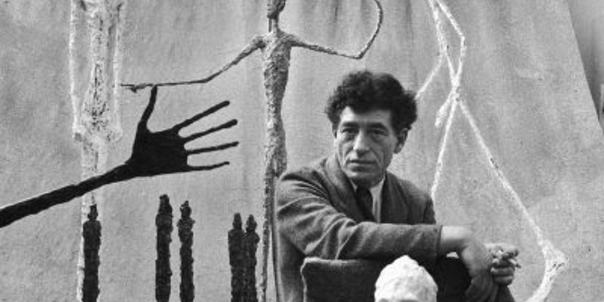 Giacometti: In His Own Words