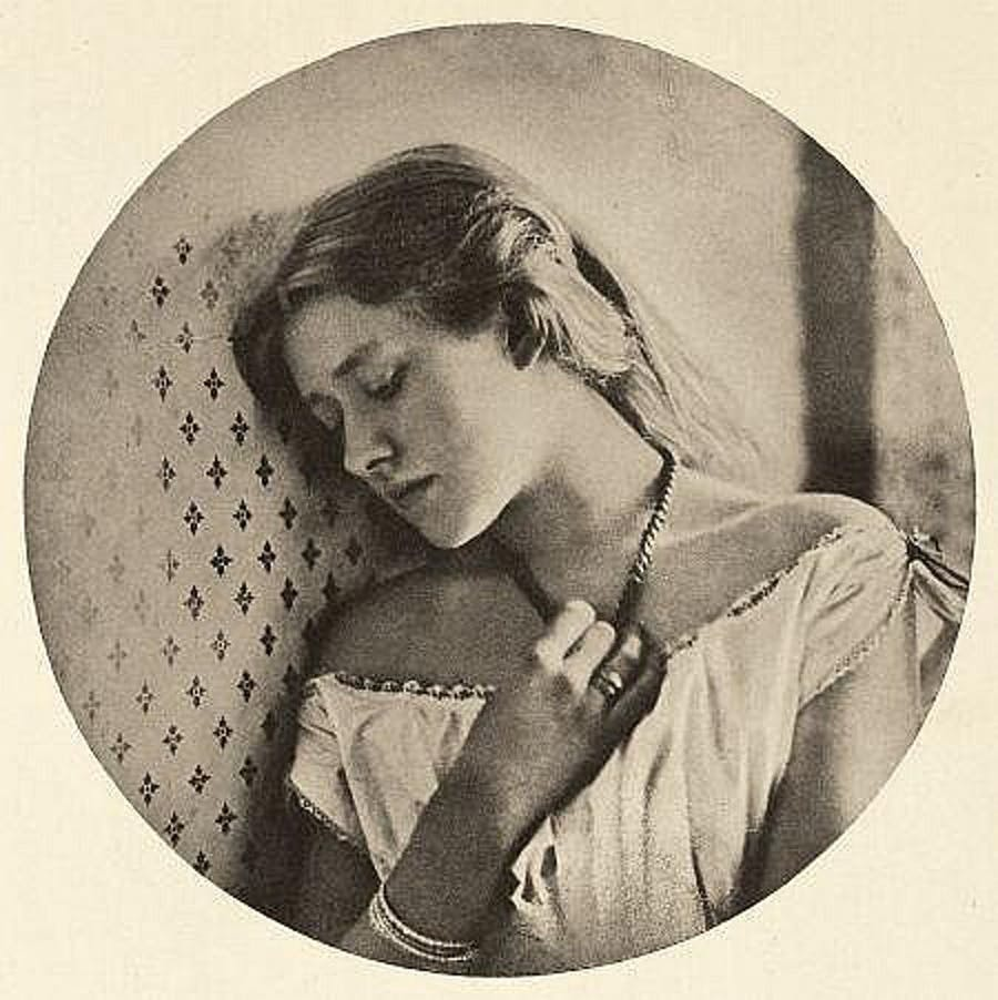 Julia Margaret Cameron, 'Ellen Terry at the Age of Sixteen'. Photo: Heritage Auctions