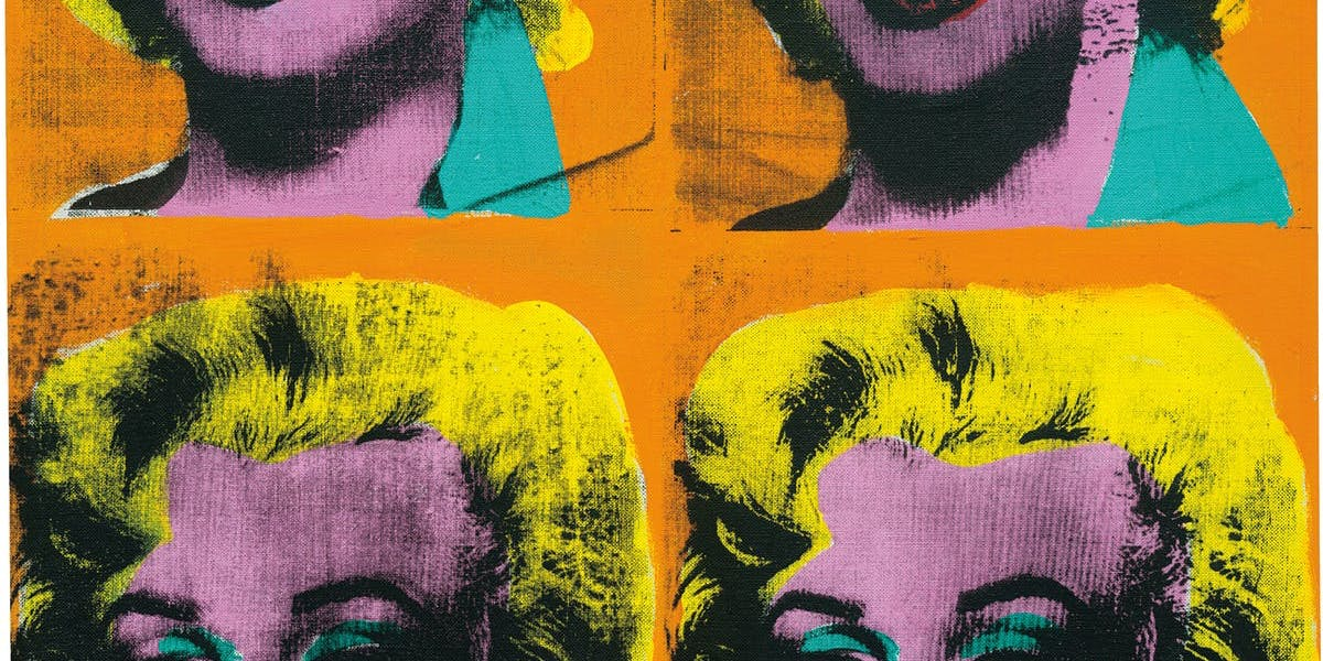 Andy Warhol - den egentlige King of Pop