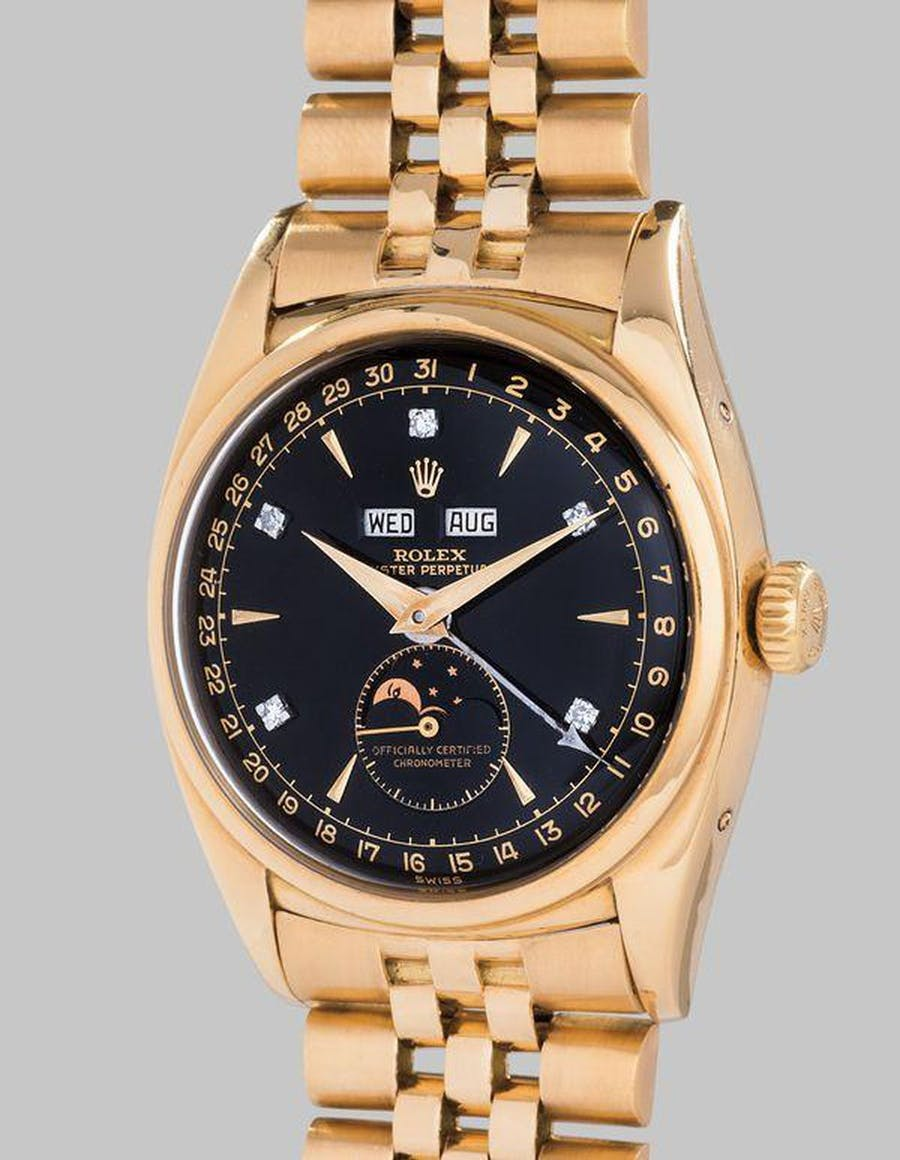 Rolex Ref. 6062, image via Phillips.com