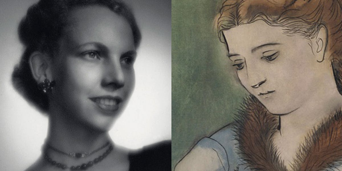 A Portrait of Picasso's First Wife Sells for £19 Million