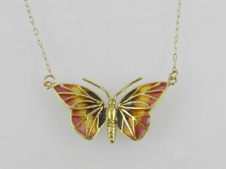 lot_image_159590_large high road auction 2014-08-19 butterfly necklace