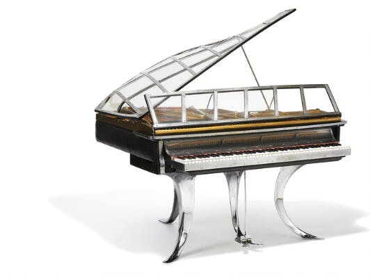 "POUL HENNINGSEN - ""PH Grand Piano"", Mira-Typ, 1931/1943-44"