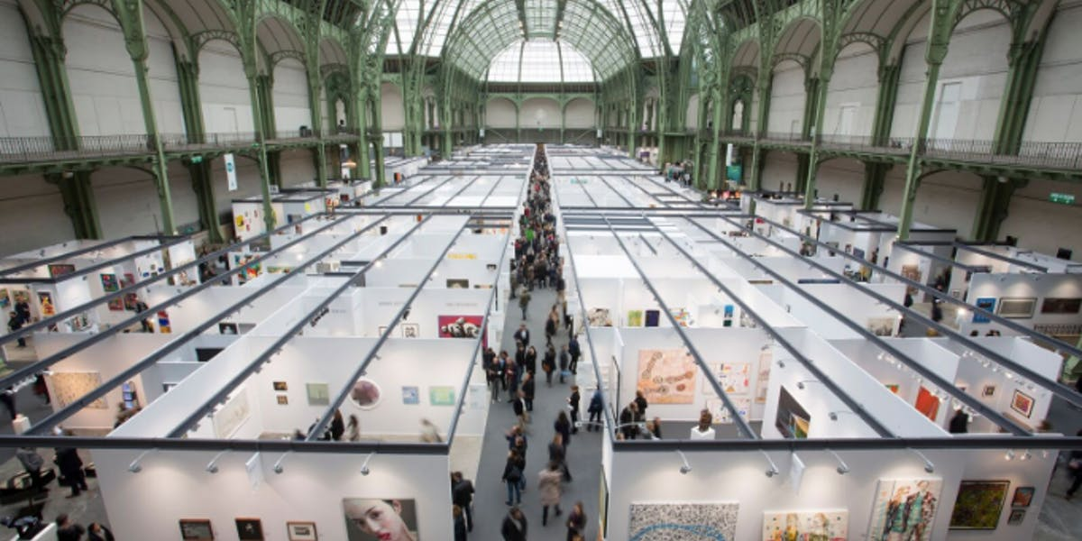 Art Paris Art Fair: Barnebys soutient l'initiative Solo Show