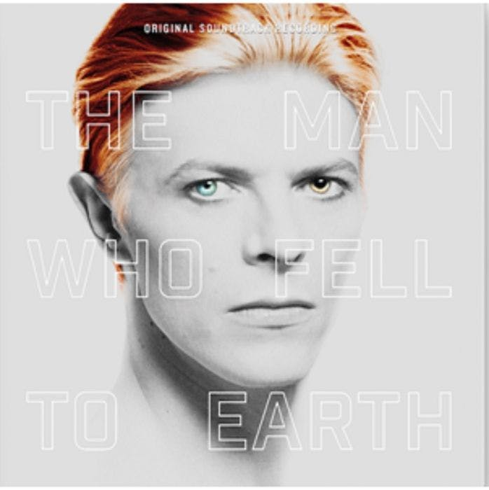 """The Man Who Fell On Earth"" Deluxe Box Set"