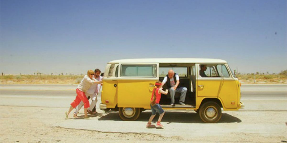 Woodstock, Little Miss Sunshine and Breaking Bad: The VW in pop culture