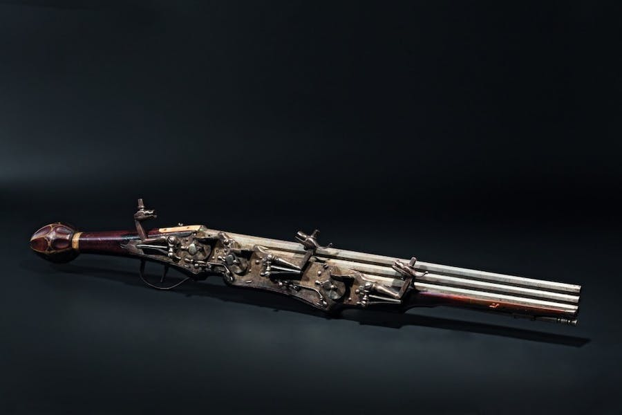 Pistolet allemand, 1610 Estimation: 30 000 EUR