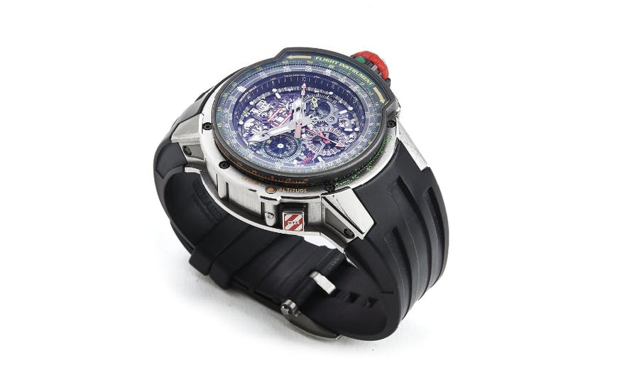 Richard Mille RM39–01, ref. RM39–01 AN Ti Aviation, serial no. 076.