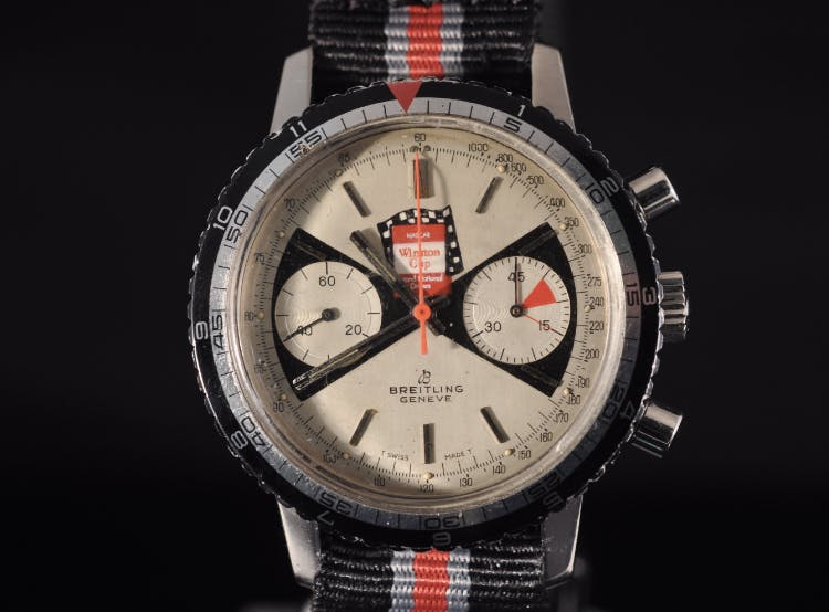 Breitling Winston Cup Ref. 2010 vers 1970