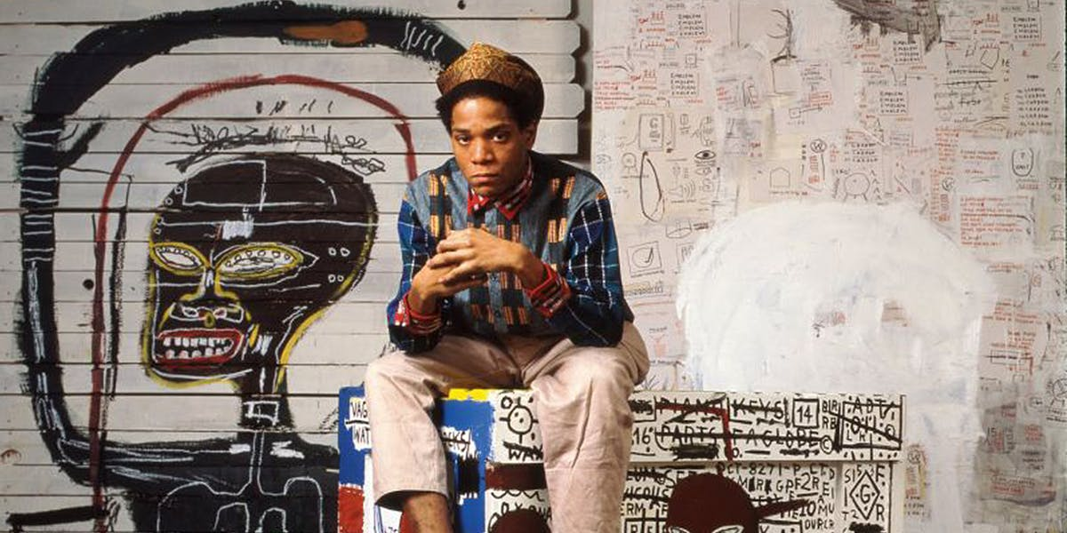 Basquiat, la comète de Brooklyn