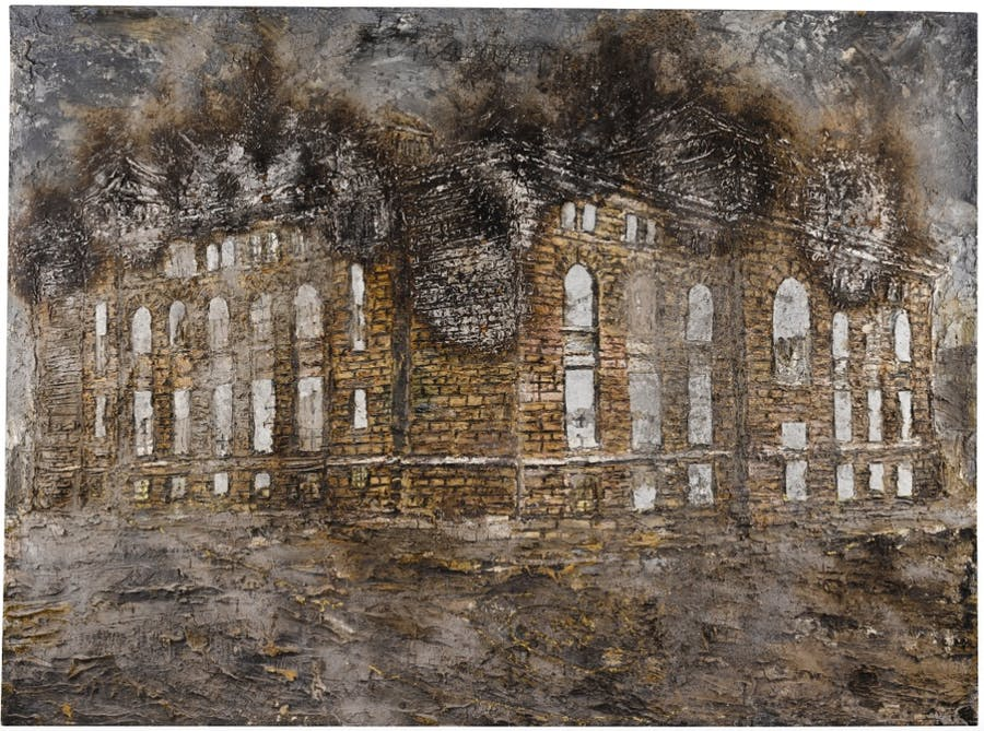 ANSELM KIEFER (*1945 Donaueschingen) - Athanor, 1991 Sotheby's