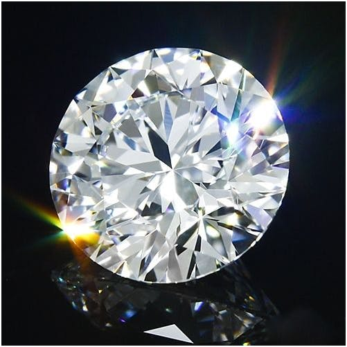 4. 2.08 ct brilliant cut diamond, H VVS2. Estimado: 40 000 EUR  Catawiki