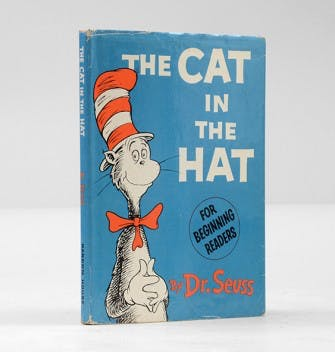 Dr Seuss The Cat in the Hat, 1957 Peter Harrington