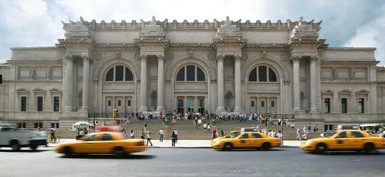 The Metropolitan Museum of Art (New York City) Image via TripAdvisor