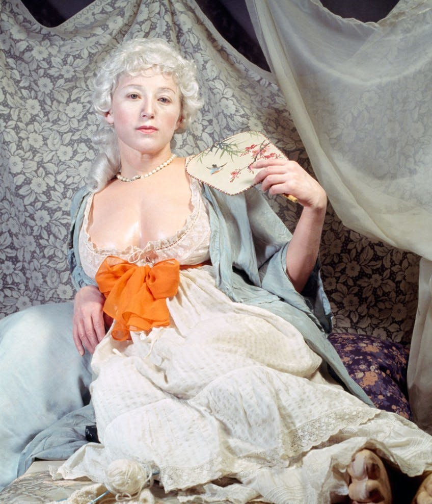 Cindy Sherman, Untitled #193 | Foto: ©The Doris and Donald Fisher Collection
