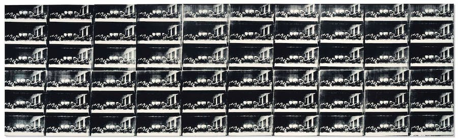Andy Warhol, Sixty Last Suppers, 1986 | Abb.: Christie's