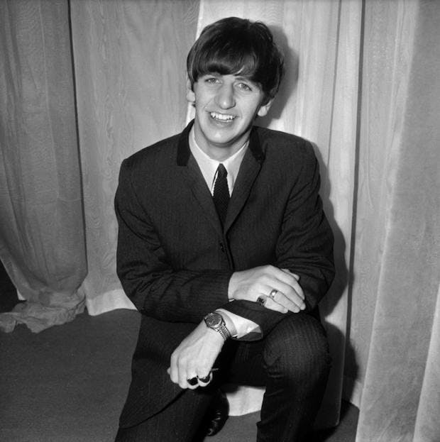 Ringo Starr, 1963 | Abb.: Keystone/Hulton Archive/Getty Images