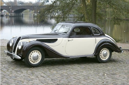 1941 BMW 327 Coupe