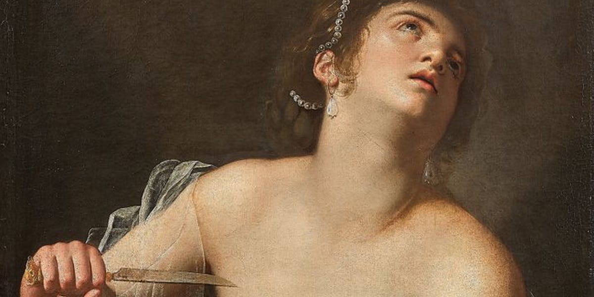 An Artemisia Gentileschi Painting Reappears after 40 Years