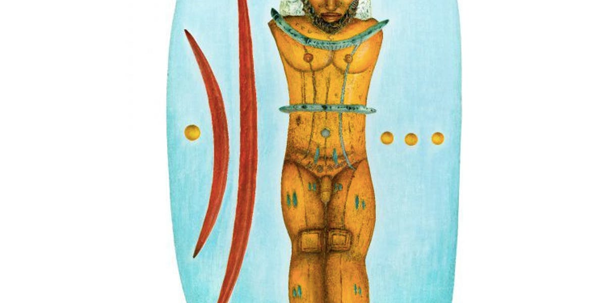 ''Lost'' artwork by South African Alexis Preller comes to auction in home country